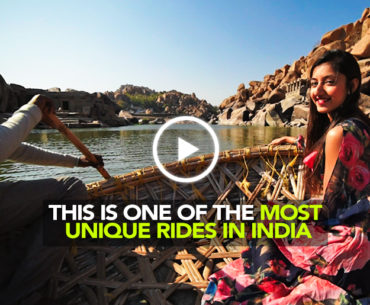 Take A Ride In One Of The Most Uniquely Shaped Boats In The Country