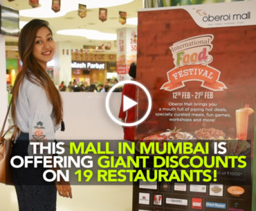 This Mall In Mumbai Is Having A Food Fest With Lots Of Offers!