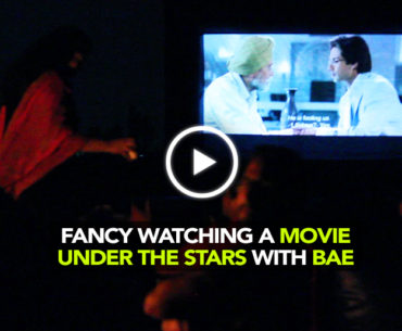 Experience Magic Under The Stars At This Drive-In Theatre In Bengaluru