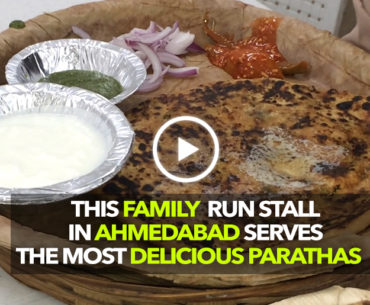 Head To Shri Sai Paratha In Ahmedabad For The Yummiest Parathas In The City