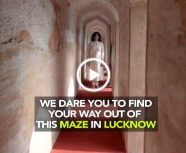 Bhul Bulaiya in Lucknow Is The Largest Existing Maze In India