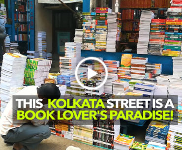 College Street In Kolkata Is A Paradise For Every Book Lover!