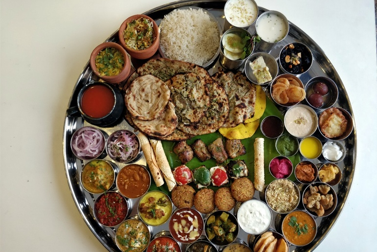 Here Are 6 Best Thalis In India