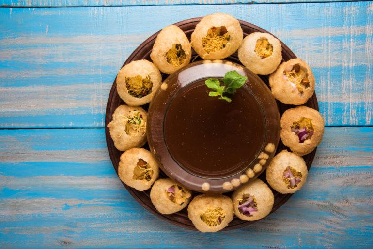 We've Found A Restaurant In Kolkata That Serves Chicken & Ice Cream Puchkas!