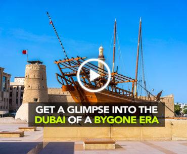Get A Glimpse Of Old Dubai At Al Fahidi