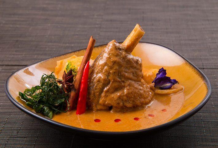 Massaman Curry Lamb Shanks