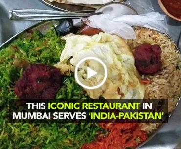 Radio Restaurant In Mumbai Serves The Iconic India-Pakistan & Murg Taliban
