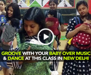 GroovaRoo In Delhi NCR Is Making You Groove To Soulful Music With Your Baby