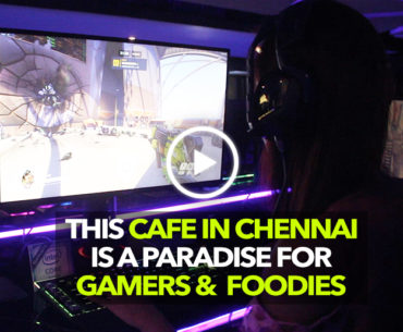 Arknemesis In Chennai Is A Paradise For Gamers & Foodies