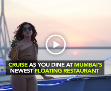 Mumbai Maiden Is The Newest Floating Restaurant That Even Sails Under The Sea Link