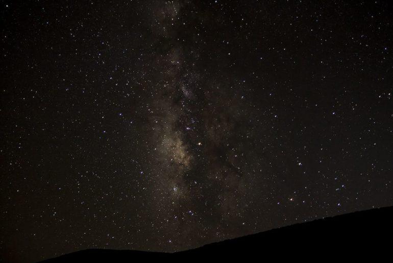 Chandra Taal at Night
