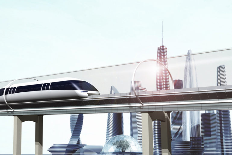 Reach Bengaluru To Chennai In 30 Minutes With The New Hyperloop Model