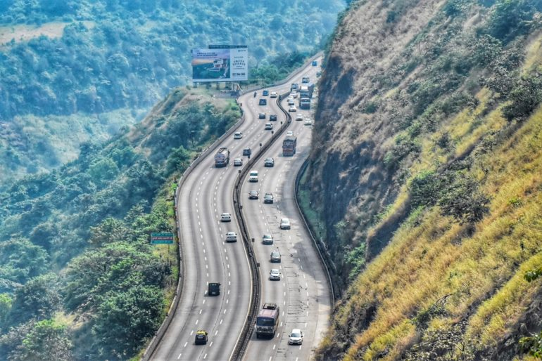 Mumbai-Delhi expressway