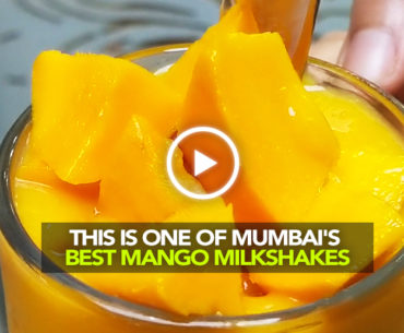 Enjoy This Sinful Mango Milkshake At Powai