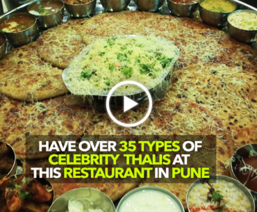Have Over 35 Types Of Celebrity Thalis At Aaoji Khaoji In Pune