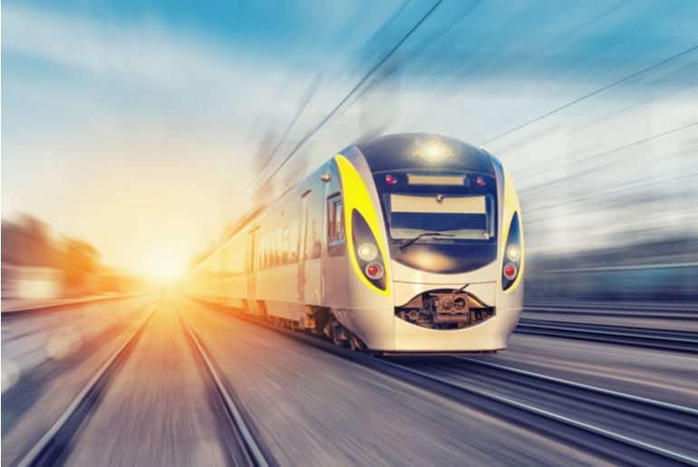 Mumbai to Ahmedabad bullet train