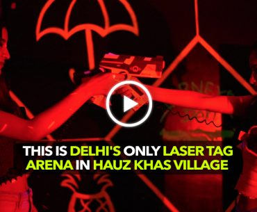 Head To Barney's Den For A Laser Tag Experience In Delhi
