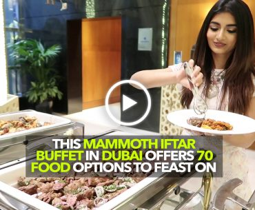 1 Iftar Buffet And 70 Food Options! Can You Have It All?