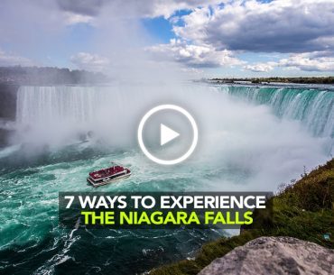7 Ways Of Experiencing The Niagara Falls In Canada