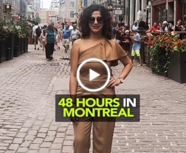 How To Spend 48 Hours In Montreal