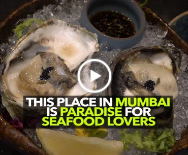 Get Your Seafood Fix At Rivers To Oceans In Lower Parel