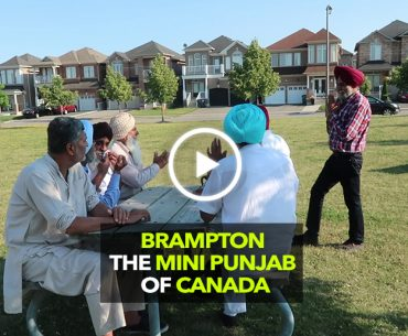 Brampton In Canada Is Almost Like A Mini-Punjab!