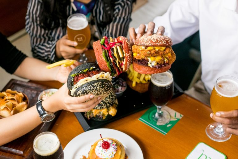 Woodside Inn Is Hosting The 11th Edition Of The Beer & Burger Festival Till 12th August