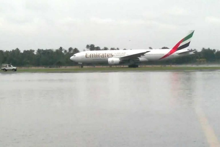 Kochi Airport Shut Down Till 18th August Due To Floods