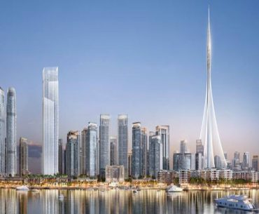 There's A New Harbour Development At Dubai Creek