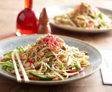 Free Side Dish At Wagamama & Free Lollies For Kids In UAE