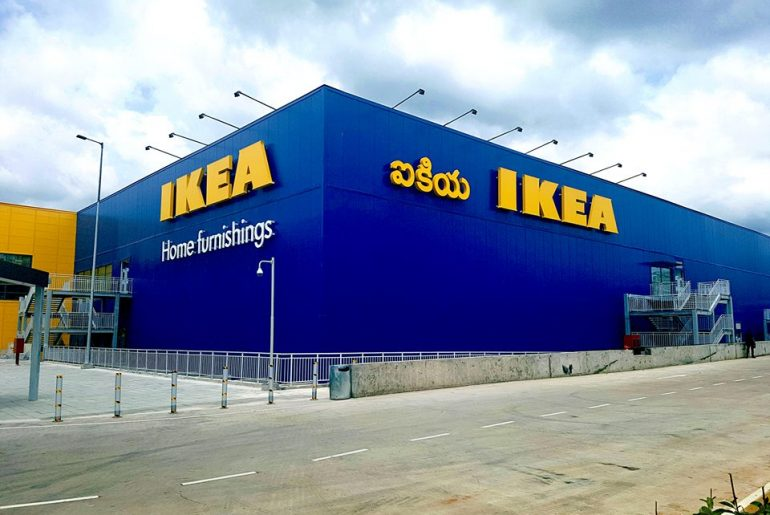 India's First IKEA Launches In Hyderabad