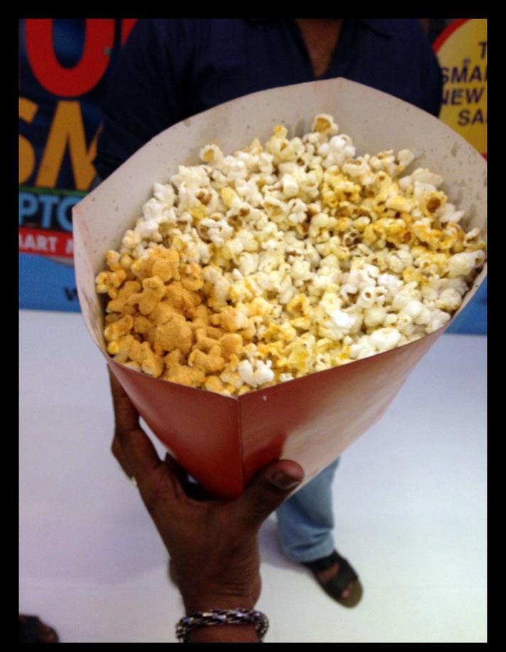 Sathyam Popcorn