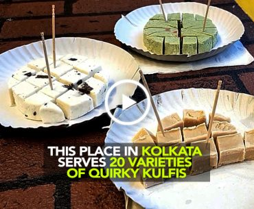 Bombay Kulfi In Kolkata Serves Over 20 Varieties Of Fun Kulfis
