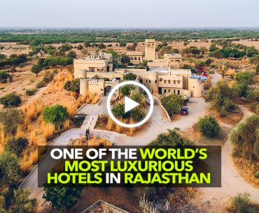 Live Like Royalty In This Palace In Rajasthan
