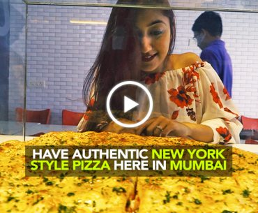 Authentic New York Style Pizza At Sbarro In India