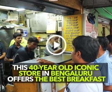 Veena Stores In Bengaluru Is 40-Year Old Iconic Store That Serves The Best Breakfasts
