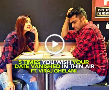 Ever Wished Your Date Vanished In Thin Air?