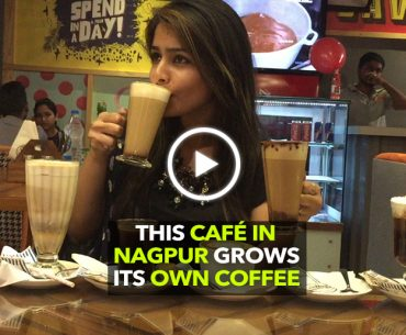 Every Coffee Lover Must Head To Bouffage Cafe In Nagpur