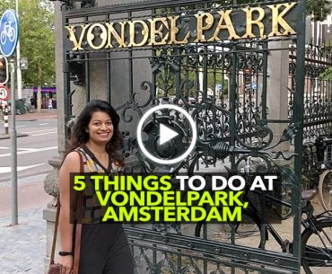 5 Things To Do At Vondelprak In Amsterdam