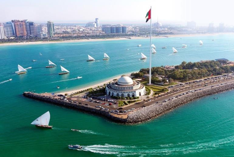 Abu Dhabi covid