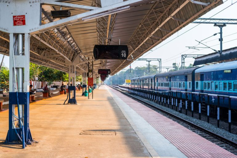 Jodhpur Railway Station In Rajasthan Voted As The Cleanest In India