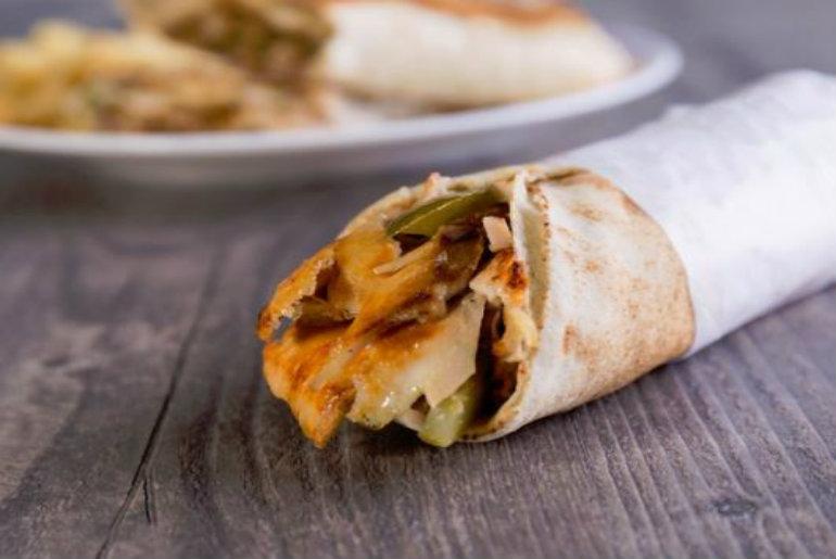 Al Mallah Cafeteria In Dubai Is Famous For Its Delicious Shawarma