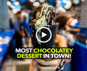 Icekraft Serves The Chocolatiest Dessert You've Ever Tried!