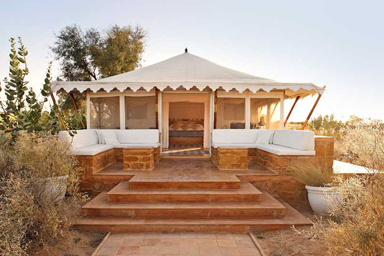 The Serai - Jaisalmer