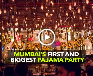 Check Out Mumbai's Biggest Pajama Party Ever!