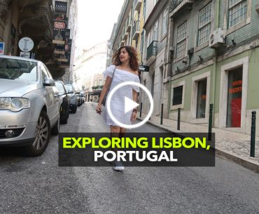 Travel Tales With Kamiya Jani Ep 1 | Exploring Lisbon