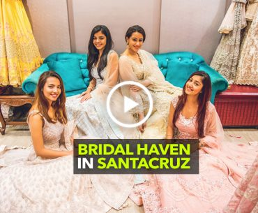 Veer Design Studio By Jiya Is A Bridal Haven In Santacruz