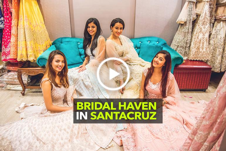 Veer Design Studio By Jiya Is A Bridal Haven In Santacruz