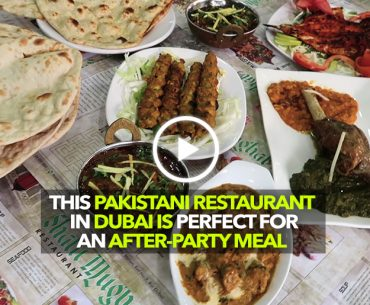 Shahi Mughal In Karama Serves One Of The Best Peshawari Dishes