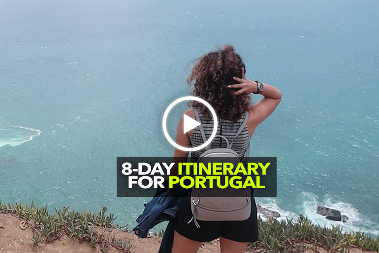 Travel Tales With Kamiya Jani EP 5 | 8-Day Itinerary For Portugal